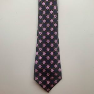 CHANEL Authentic Silk Tie